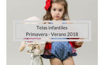 Telas Iinfantiles Primavera Verano 2018. Rafael Matías Tejidos