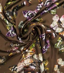 Charmeuse-marron-estampado-mariposa-745843-Rafael-Matias