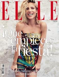 Portadas Moda Diciembre 2015 Marie Claire