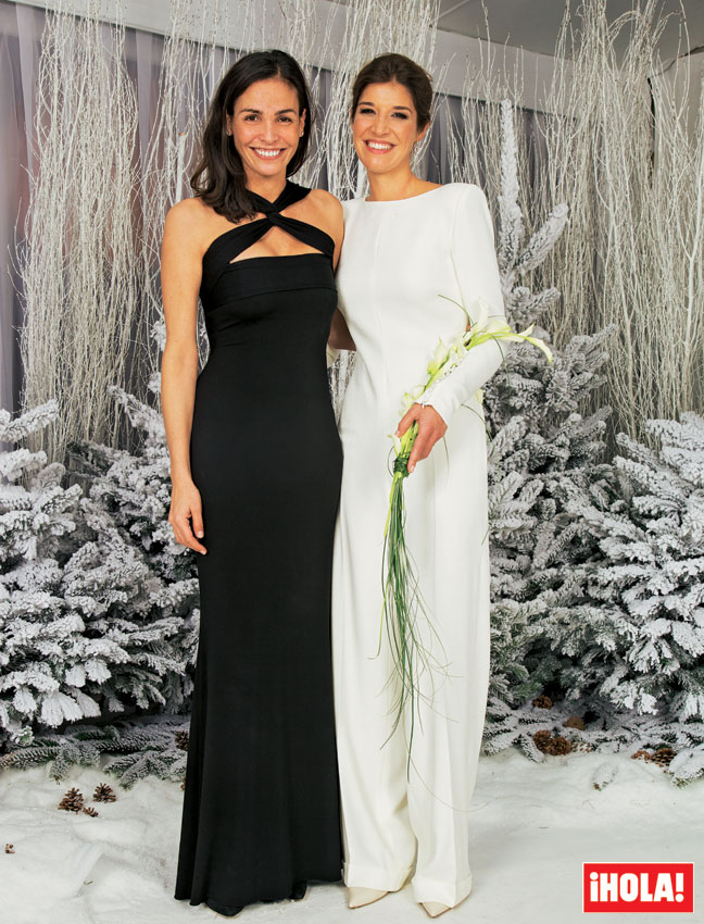 Novias De Invierno Cynthia Rossi Rafael Matias Tejidos - Novias-de-invierno