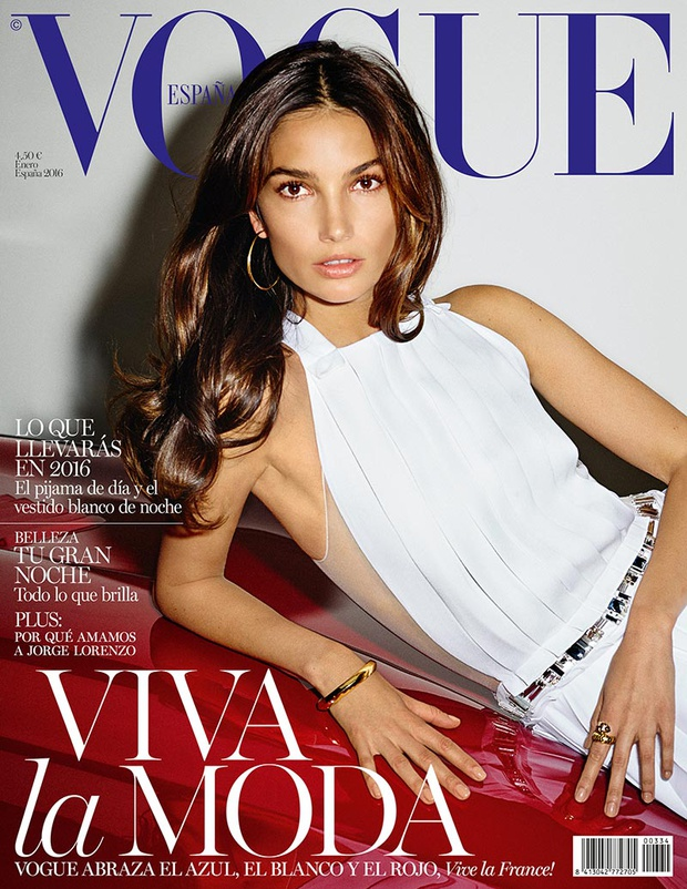 Portadas Moda Enero 2016. Vogue.