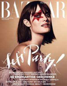 Harpers Bazaar Germany.
