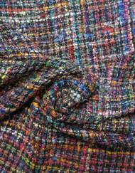 Tela chanel multicolor. Ref. 586235.