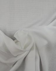 Gasa de algodón orgánico blanca 619500.