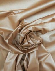 Tela algodón cobre con glitter 619451