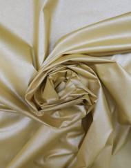 Tela algodón oro con glitter 619450.