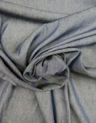 Tela vaquera algodón color marino 509440.