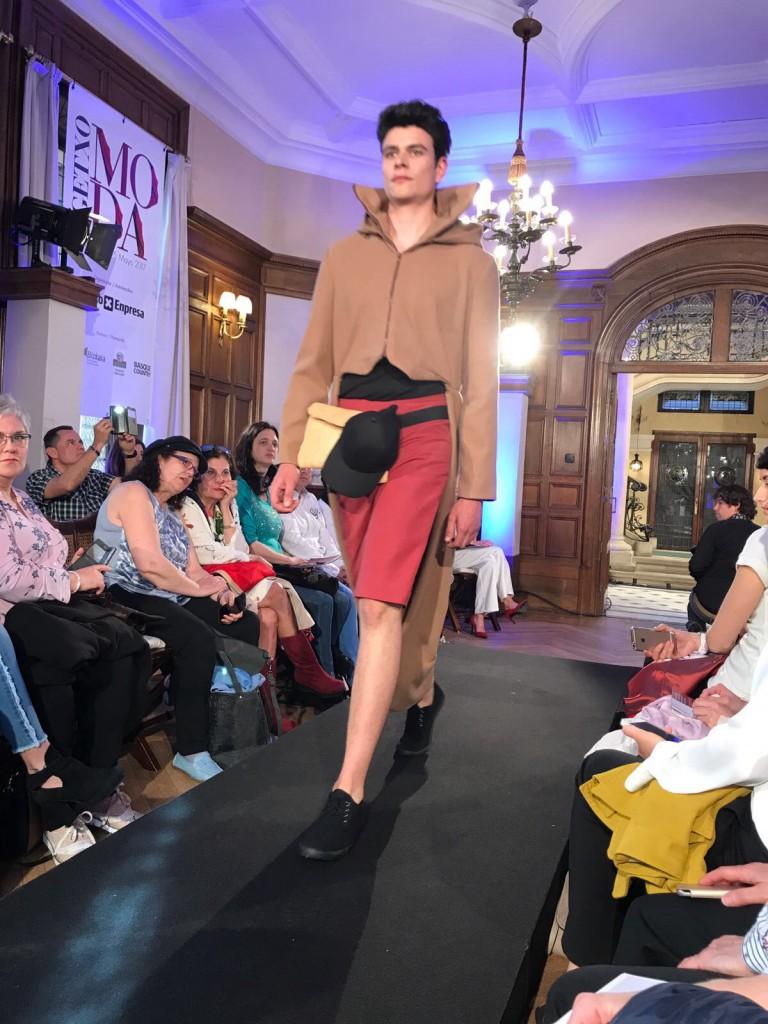 Ley Herma. Getxo Moda 2017