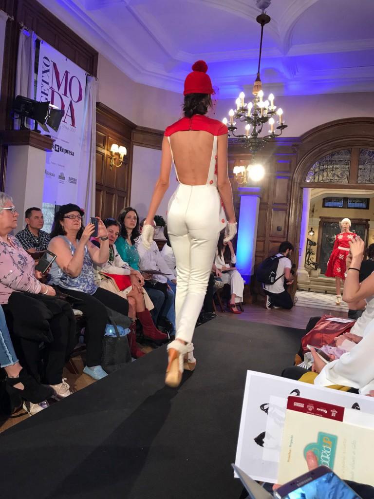 Susana Perez. Getxo Moda 2017.