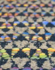 Retal cheviot fantasía multicolor