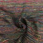 Tela chanel rayas multicolor