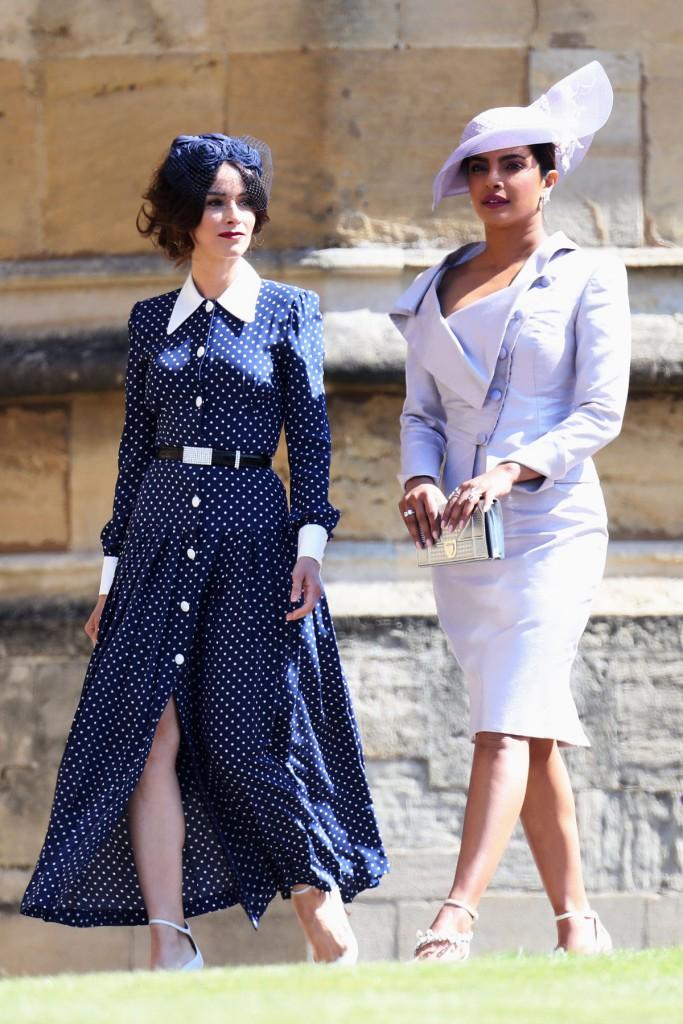 La boda del príncipe Harry y Meghan Markle. Rafael Matías Tejidos