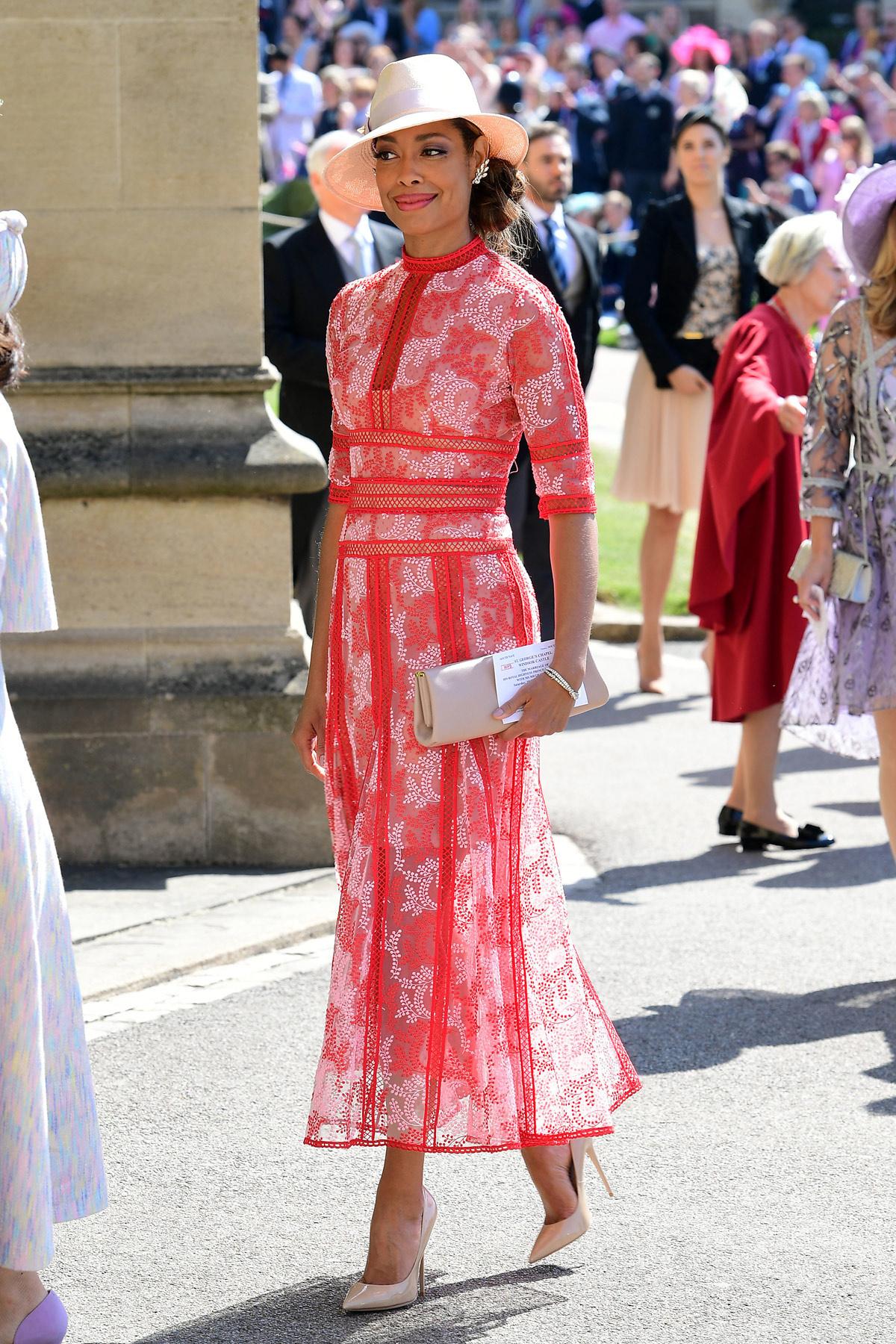 La boda del príncipe Harry y Meghan Markle. Rafael Matias Tejidos