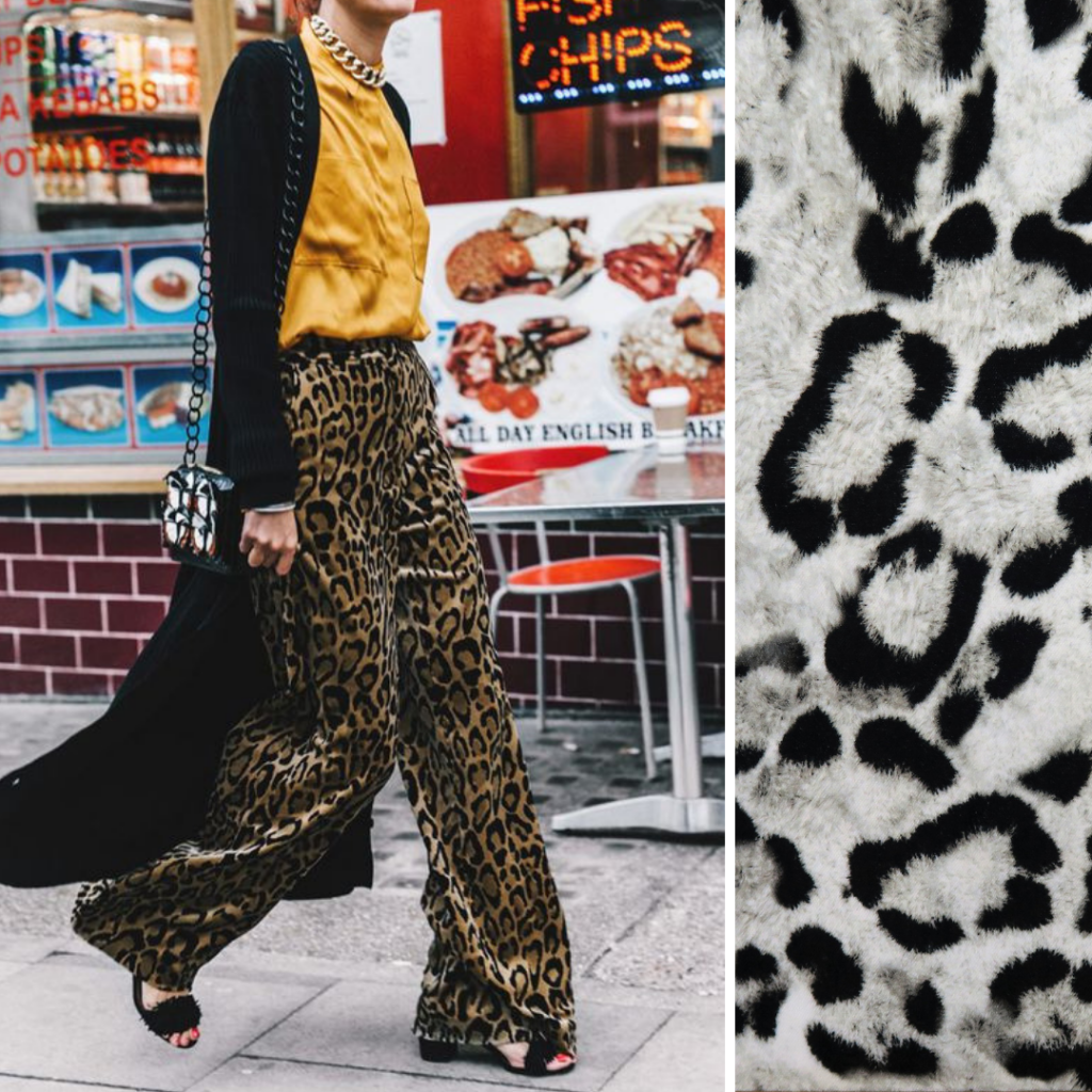 Animal Print. Tendencias 2018/19.