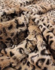 Piel leopardo beige